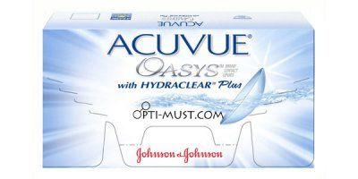 Johnson Johnson Acuvue Oasys 6 Lenses Disposable Contact