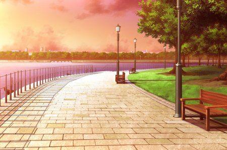 Anime Scenic - Desktop Nexus Wallpapers