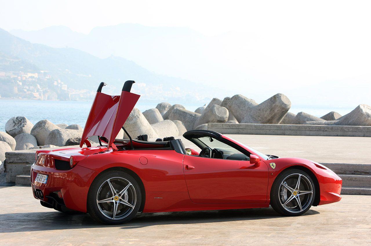 Ferrari ferrari spider 458 : Pin by Ben Dover on Ferrari 458 Spider '11-'15 | Pinterest | 2015 ...