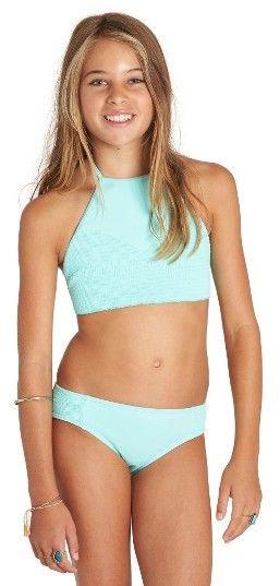 dcd5995be77 Girl's Billabong Smocked Two-Piece Swimsuit | ᑕᒪOTᕼ | Billabong ...