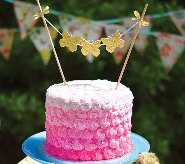 Enchanted Garden Fairy Birthday Party Fairy birthday Fairy