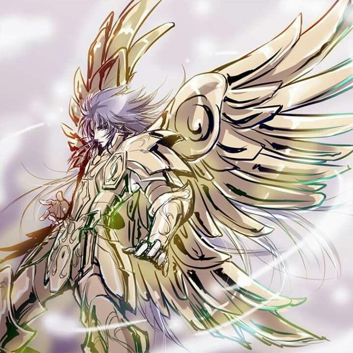 Soul Of Gold Gemini God Cloth Saga