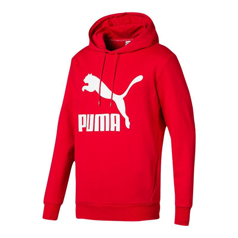 PUMA Men's Classics Logo Pullover Hoodie in 2019 | Products