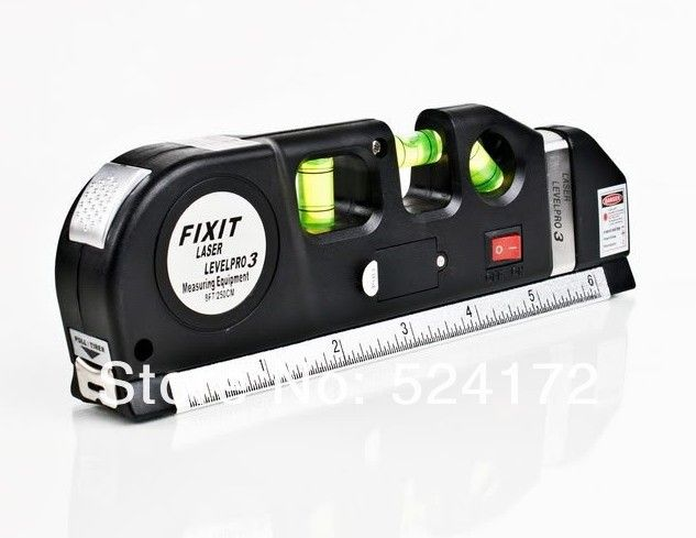 Kacytools Horizon Vertical Measure Tape Aligner 8feets Electronic Laser Line Level Multi Functional Level Rulers Laser Level How To Hang Wallpaper Tape Measure Ruler
