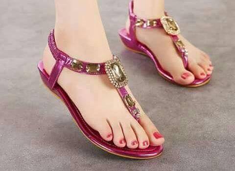 Ladies Footwear Designs - Islamic Blog