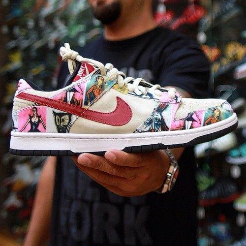 Nike SB Dunk Low 'Paris' - Order Online