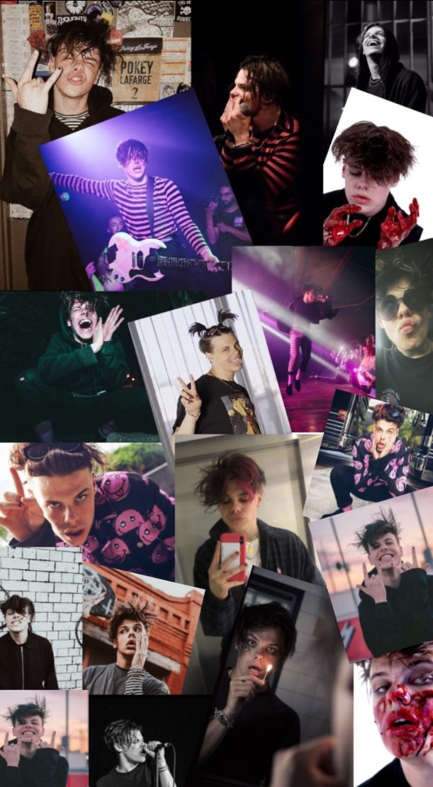 Yungblud Wallpaper Band Wallpapers Emo Wallpaper Iphone Wallpaper Images