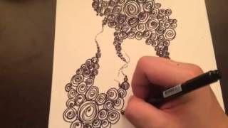 art pen - YouTube
