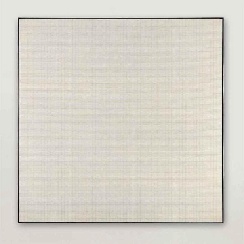 Orange Grove, Agnes Martin, $10,6 million |