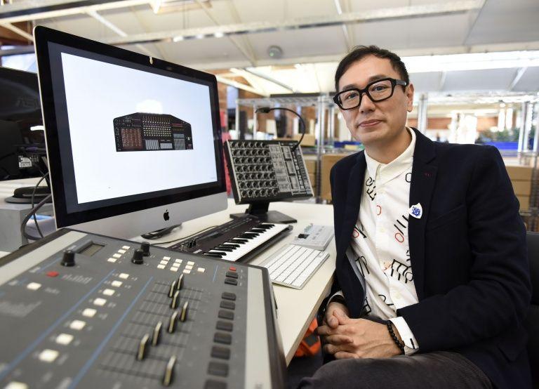 "Yuri Suzuki ""Sounds are stronger than visuals"" Visual"