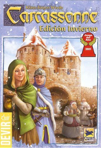 Carcassonne - Edición Invierno http://boardgamegeek.com/boardgame/131014/carcassonne-winter-edition