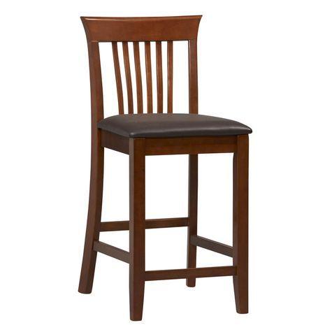 Miraculous Triena Craftsman 24 Stool Shopko For The Home Frankydiablos Diy Chair Ideas Frankydiabloscom