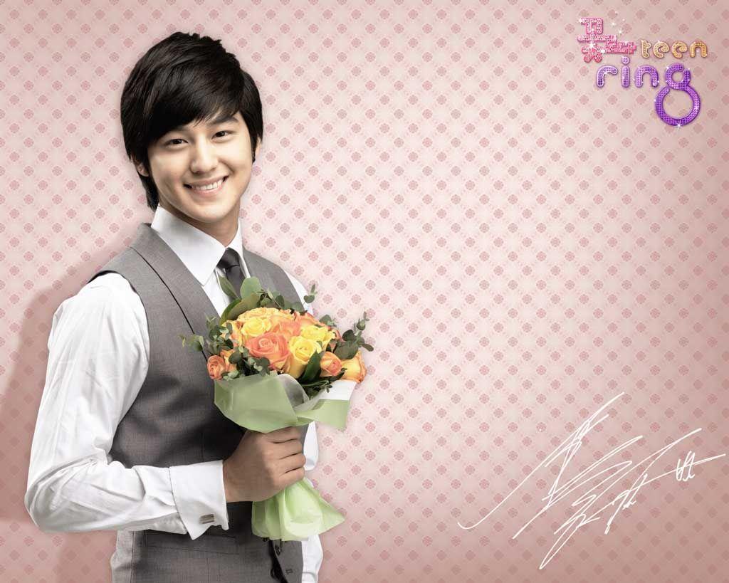 Wallpaper download boy - Download Kim Bum Boys Over Flower Hd Wallpaper