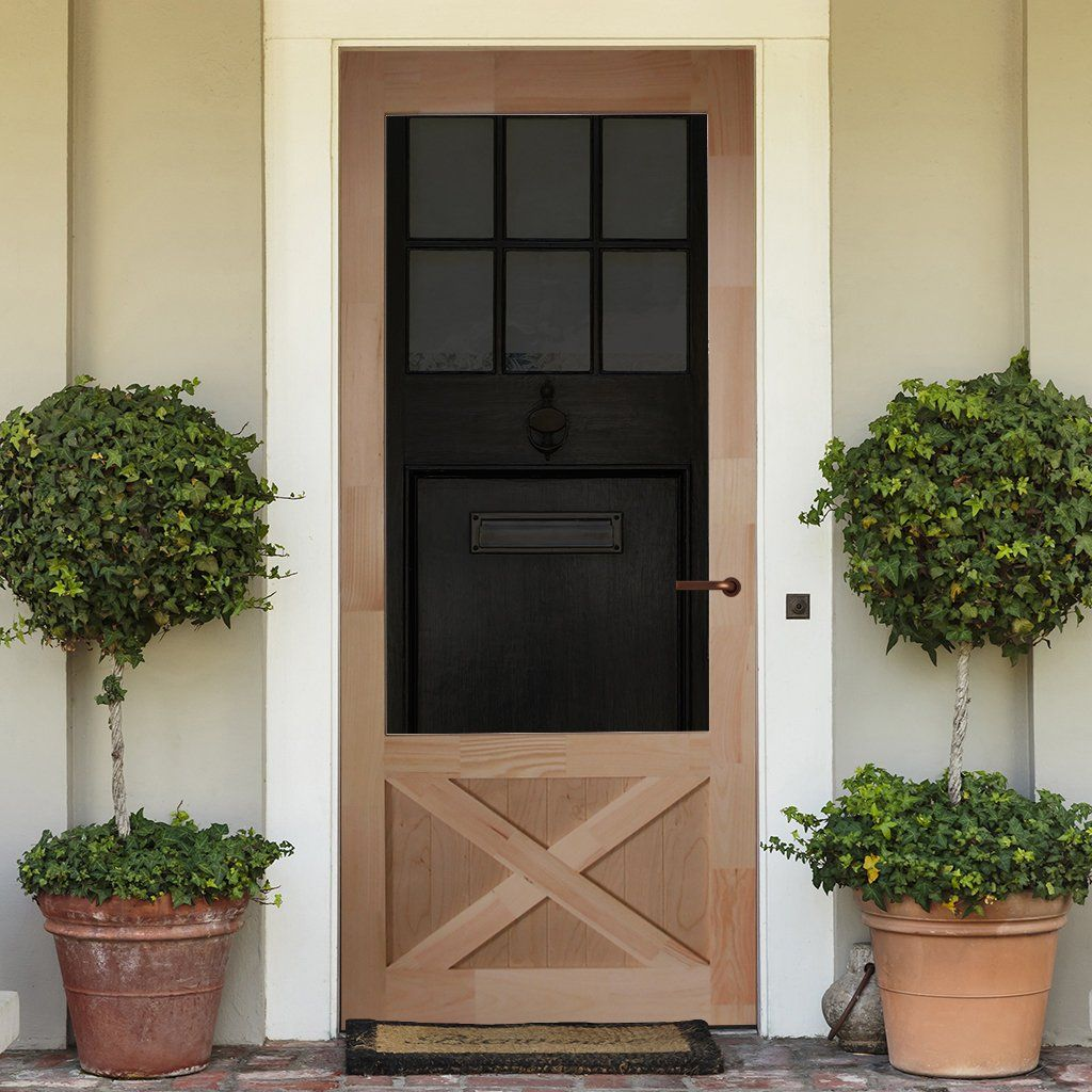 Screen Door 1 38 In Thick X 84 In High Wood Thompson In 2018