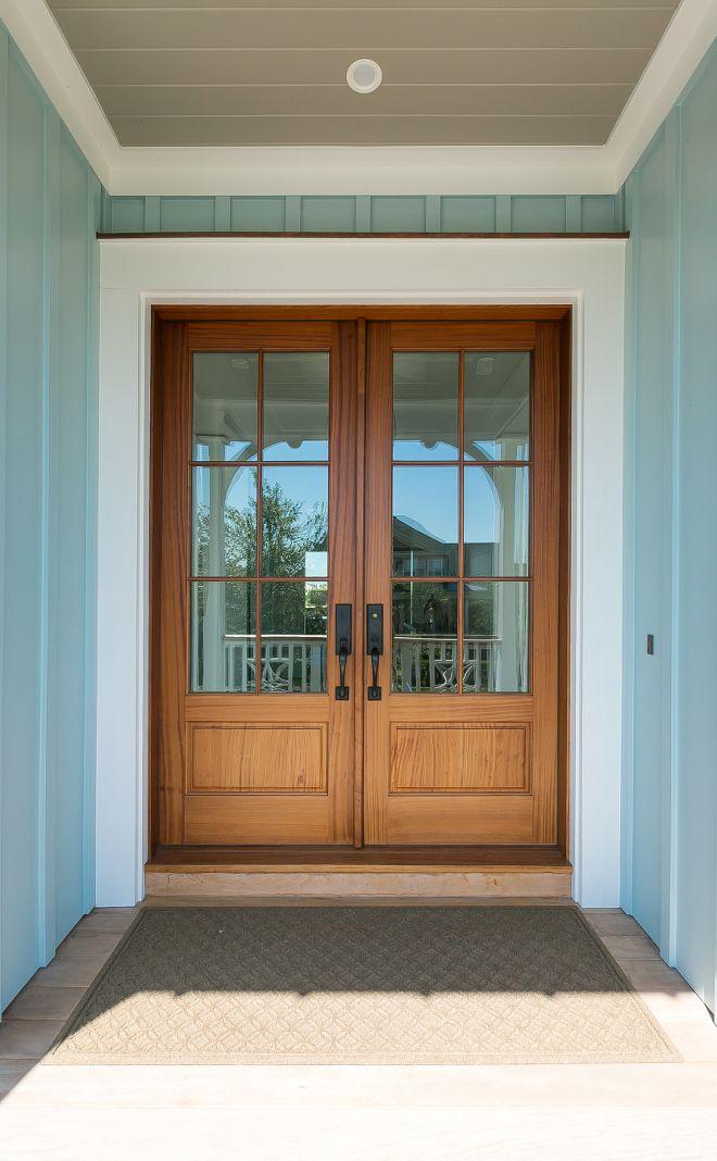 New Beach House With Coastal Interiors Pella Doors Windows