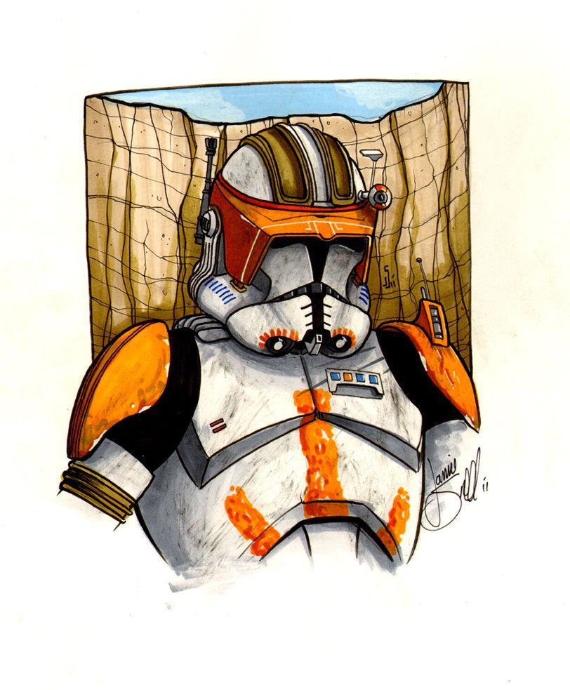 Commander Cody Commission by ragelion | popurin | Pinterest