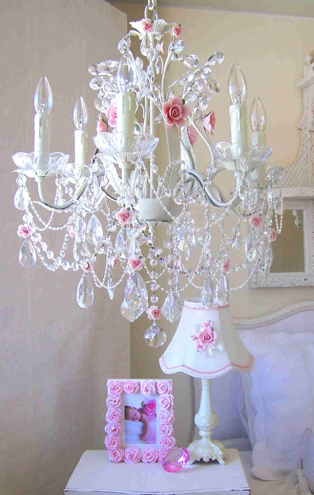 Crystal chandeliers for nurseries lighting kids lighting crystal chandeliers for nurseries lighting kids lighting nursery chandeliers kids lamps shabby chic aloadofball Images