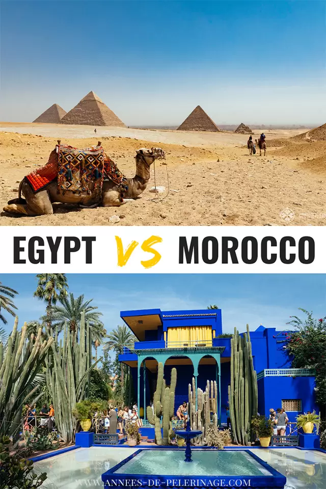Egypt Vs Morocco Which Country Should You Visit In 2020 Visit Egypt Egypt Travel Travel Inspiration Destinations