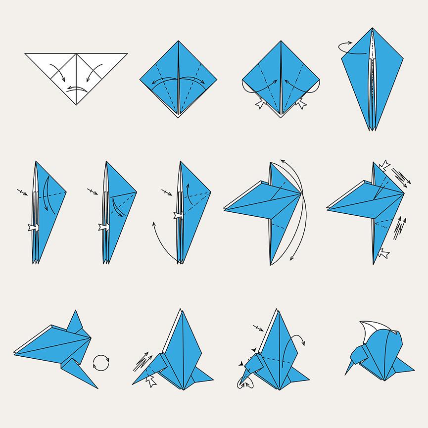 pin von susanne bergen auf origami pinterest origami origami anleitungen und osterdeko basteln. Black Bedroom Furniture Sets. Home Design Ideas