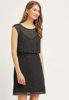 size 40 3ad45 51ed0 Vestito cerimonia zalando | abiti | Vestiti, Vestito nero e ...
