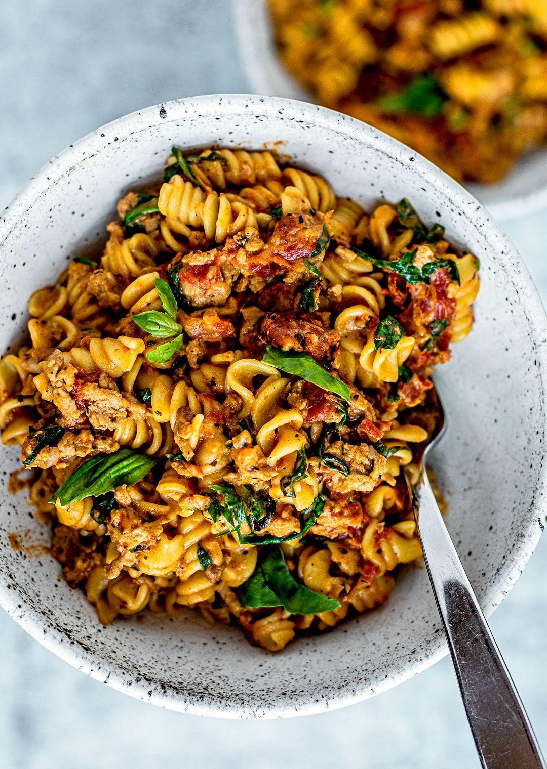 Ground Turkey Instant Pot Meals : Pin on Instant Pot Pasta Recipes
