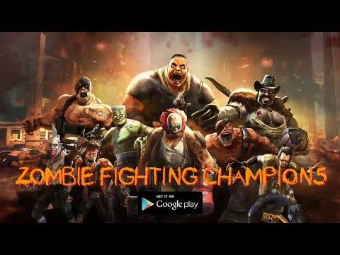 تحميل العاب قتال أكشن للاندرويد قتال زعماء الزومبي Zombie Fighting Game Trailers Android Games Zombie