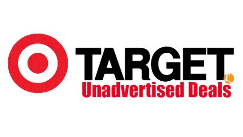 Target Unadvertised Deals For The Week Of 5 31 Target Coupons Discount Codes Coupon Black Friday Deals Online