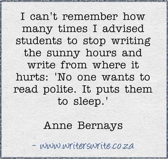 Quotable - Anne Bernays