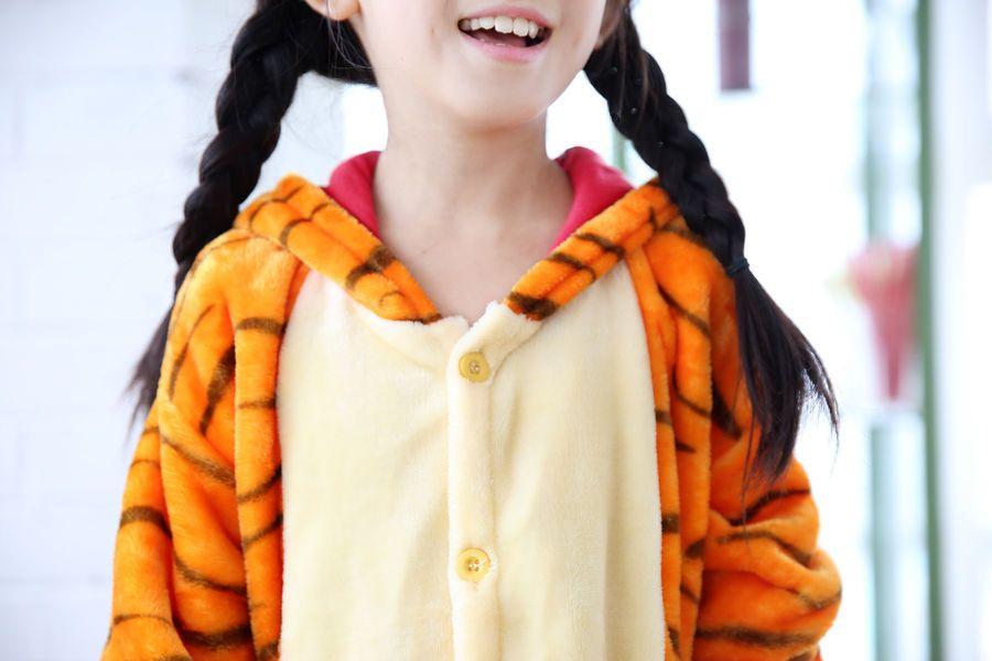 Child kid unisex pajamas kigurumi anime cosplay costume