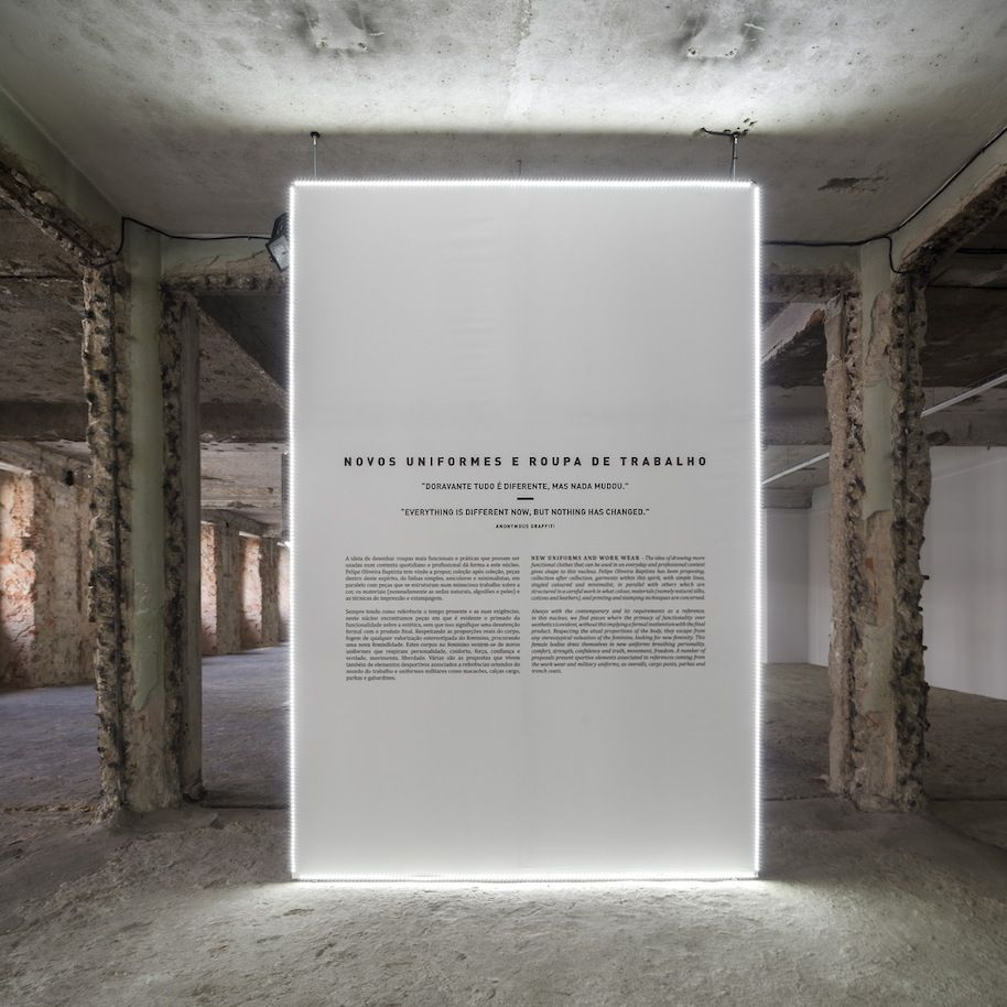Felipe Oliveira Baptista Exhibition.1 | Museum ... Felipe Foole Schilder