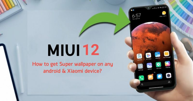 Want To Use The Miui 12 S New Super Wallpapers On Your Android Check Out The Best Method To Install Miui 12 Super Wallpaper On In 2020 Android Wallpaper App Wallpaper