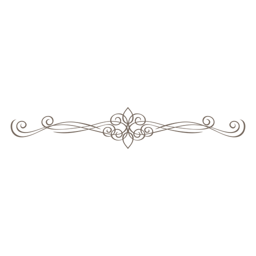 Wedding divider png