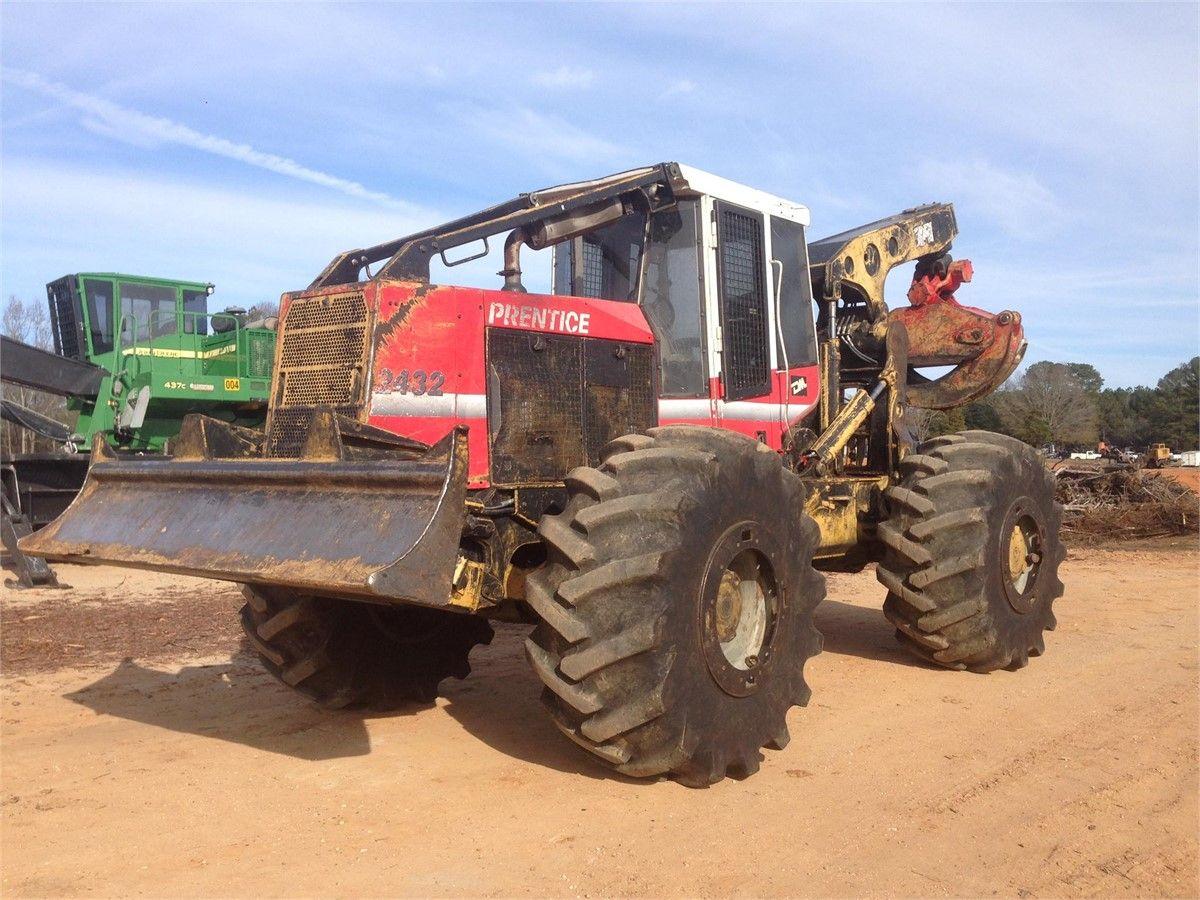 2010 PRENTICE 2432 Forestry Equipment - Skidder / Yarder For