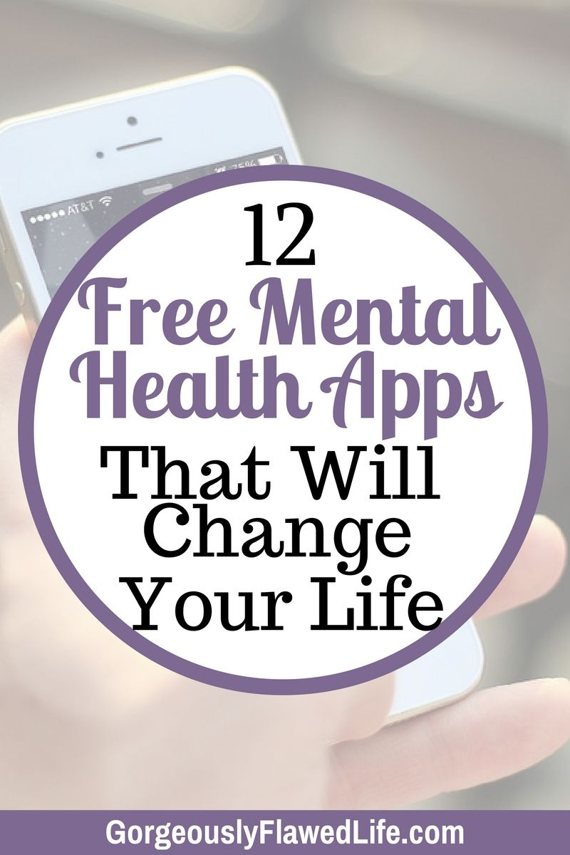 12 Free Mental Health Apps That Will Change Your Life