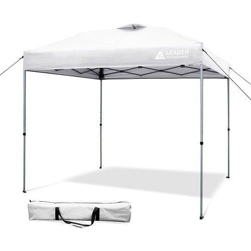 Tent Accessories 8u0027 x 8u0027 Instant Pop Up Canopy Straight Leg Wall Frame cooling  sc 1 st  Pinterest : pop up canopy accessories - memphite.com