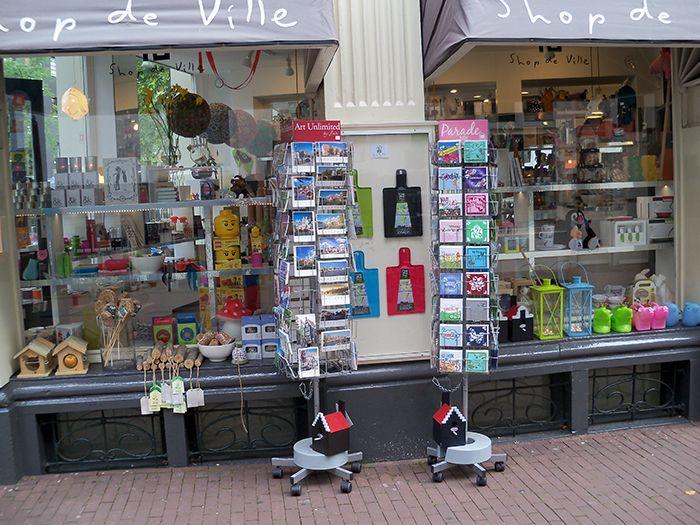 shop de ville: vogelhuisje