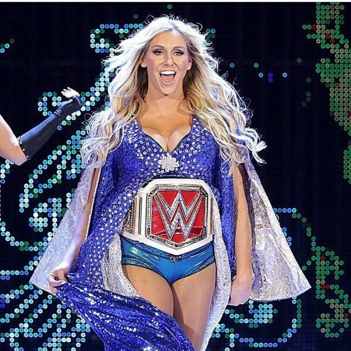 Charlotte Flair on | Charlotte Flair | Pinterest | Lucha libre y Chicas