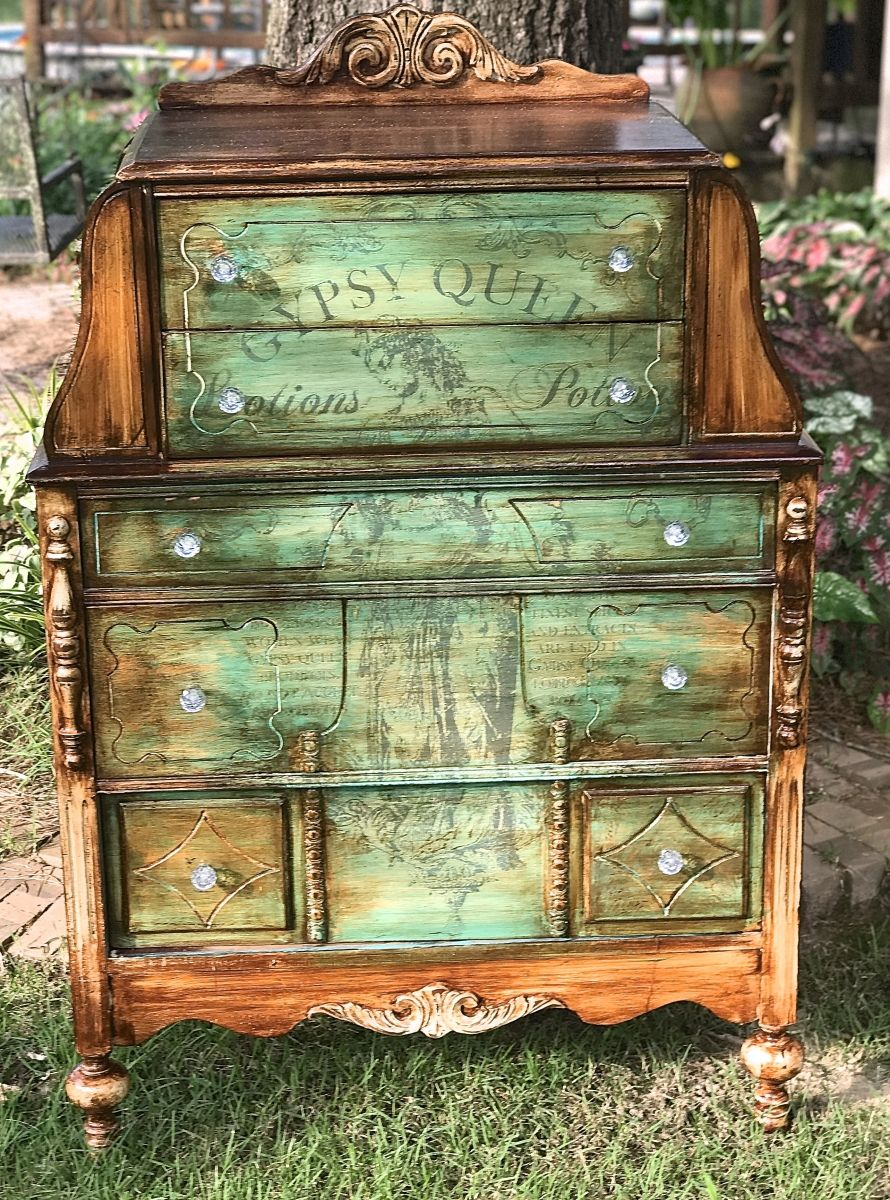 Gypsy Queen Painted Furniture And Chalky Paint