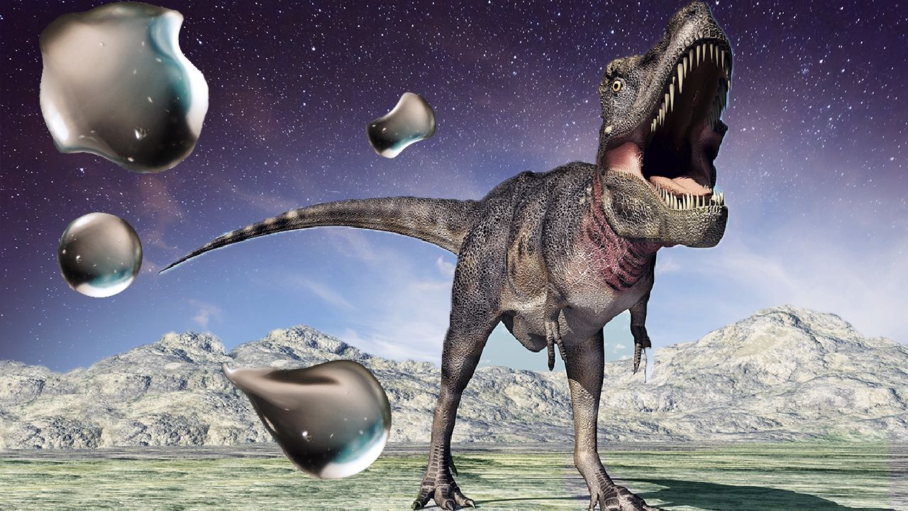 Most scientists agree with the hypothesis that an enormous asteroid killed the dinosaurs, but could the actual culprit be dark matter?