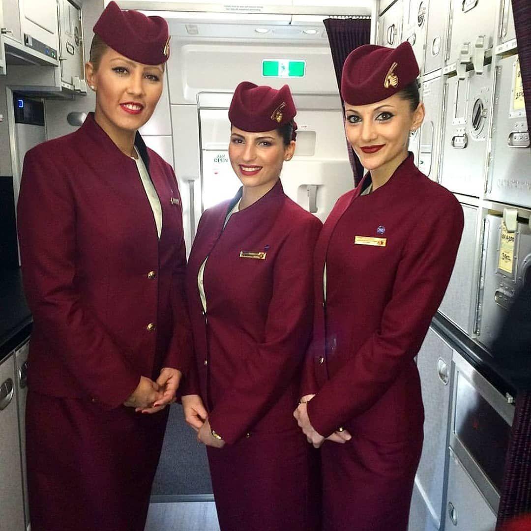 Pin on Qatar Airways