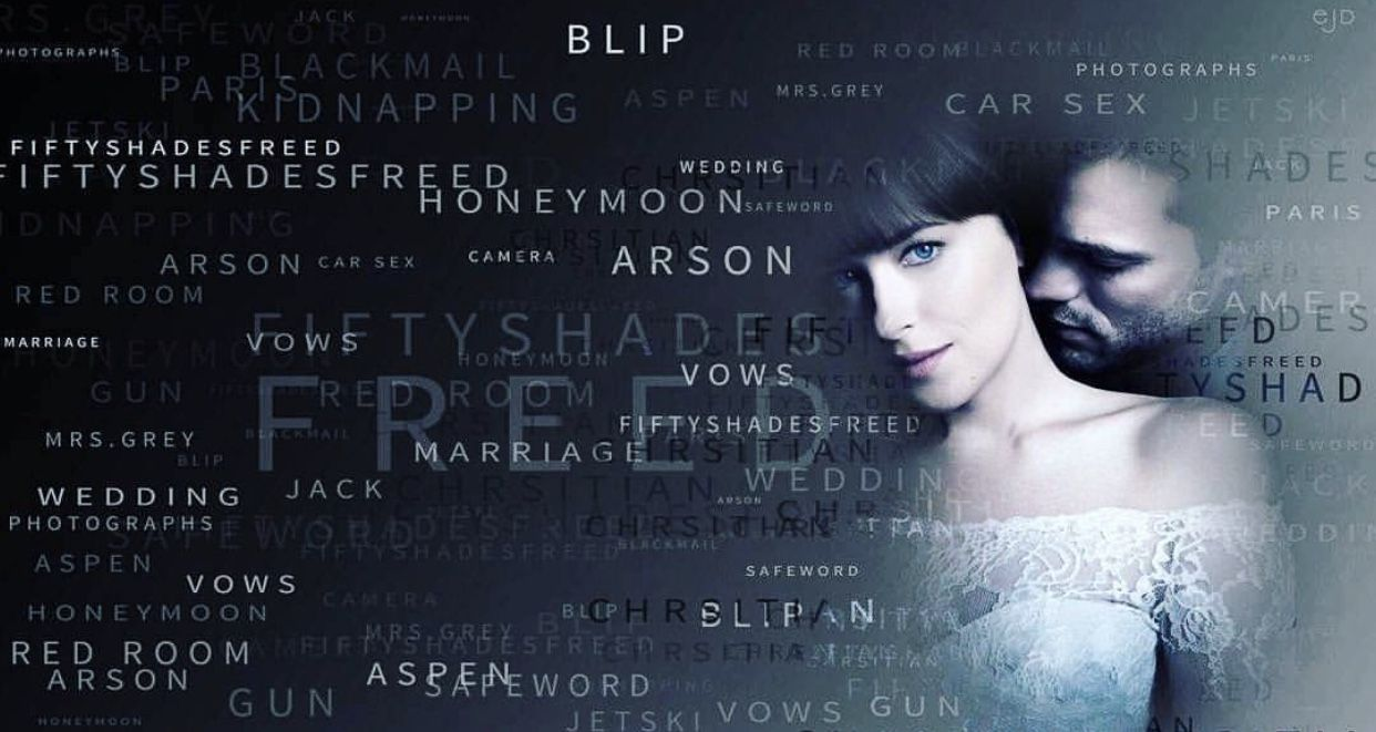 Fifty shades freed the movie fifty shades trilogy fifty