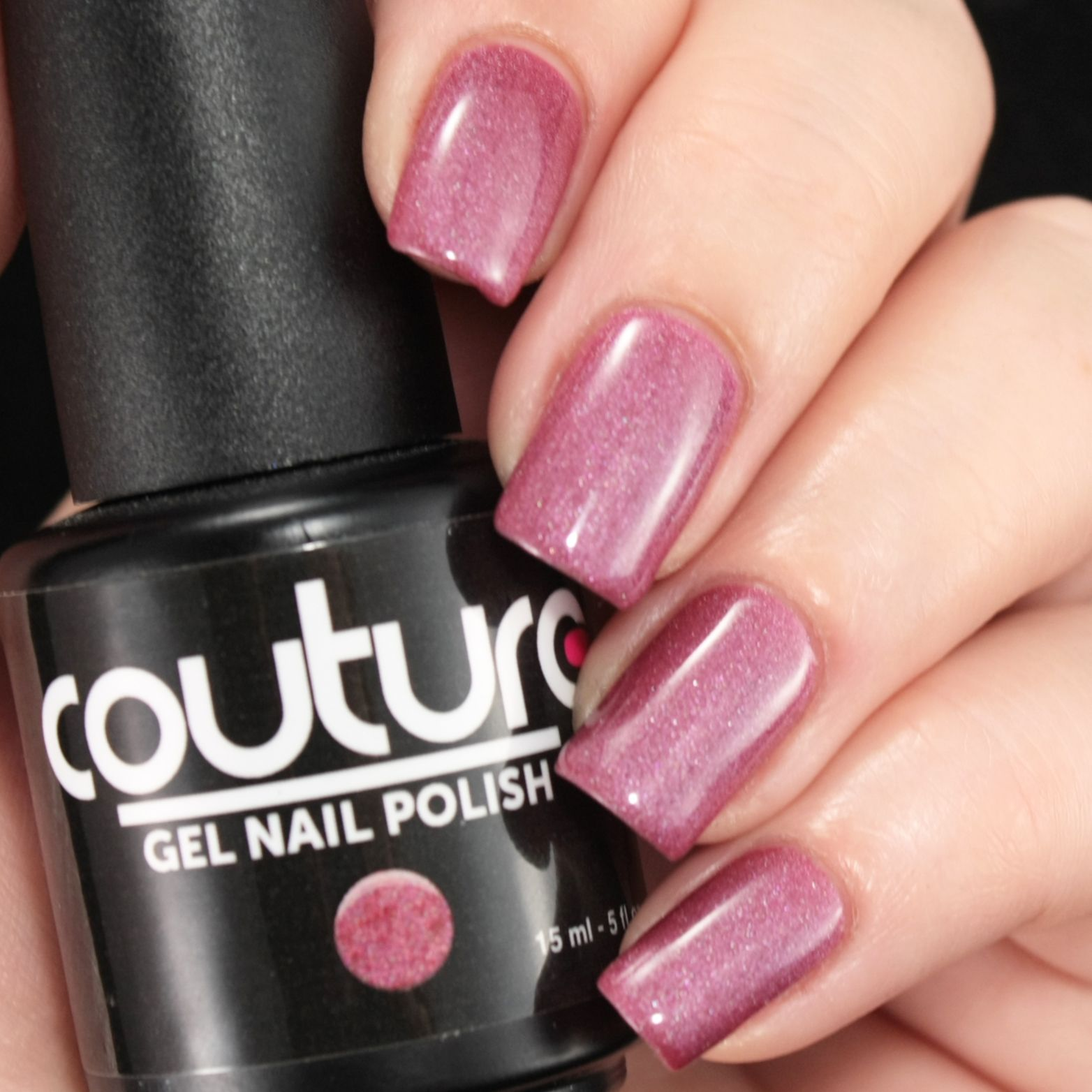 Couture Gel Nail Polish 70 Amethyst Crush