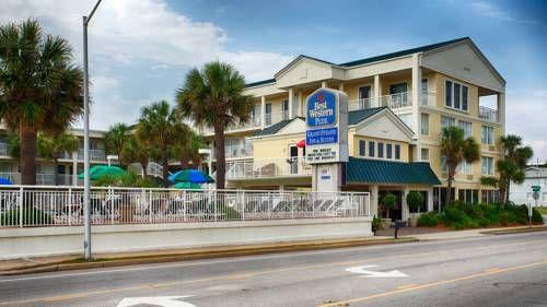Best Western Plus Grand Strand Inn Suites Myrtle Beach South