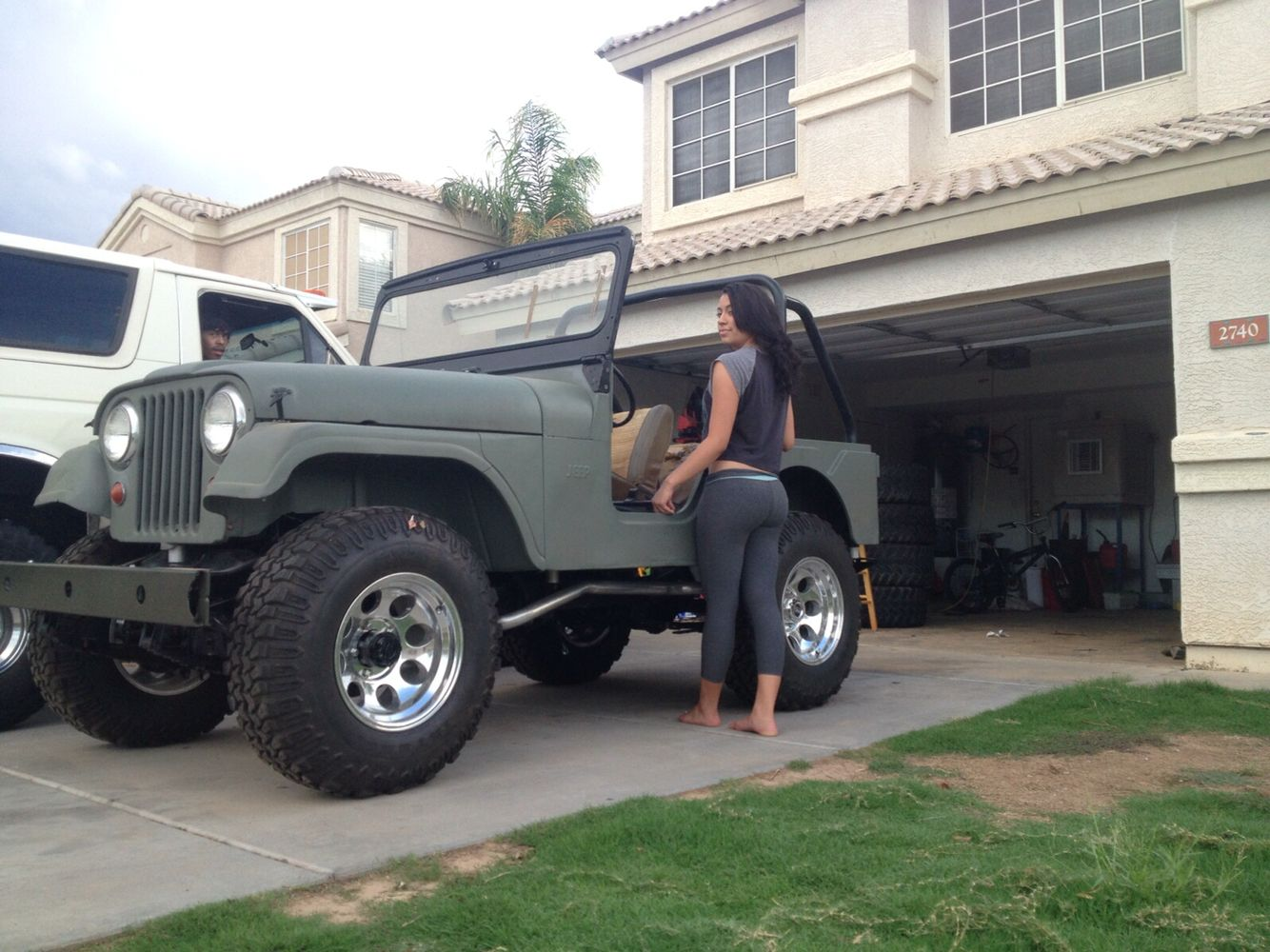 My 66 Jeep Cj5 | Trucks | Pinterest | Jeeps, Jeep stuff and Jeep truck