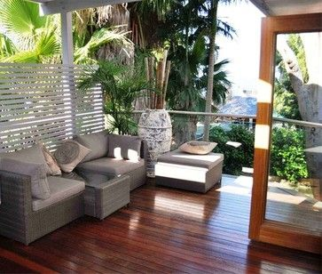 Privacy Screen Deck Design Ideas, Pictures, Remodel and Decor