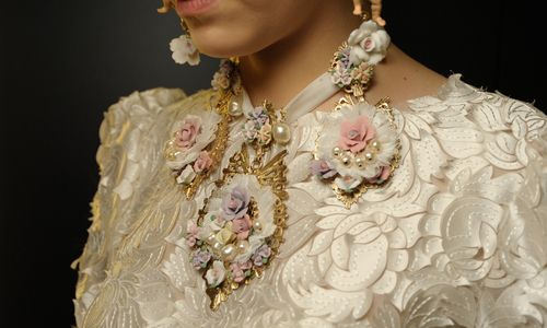 """Romantic Baroque"" by Dolce & Gabbana"