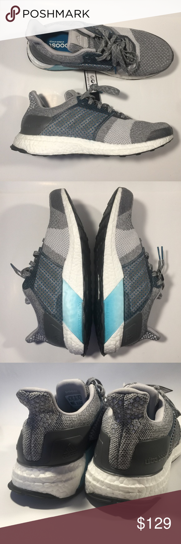 3ec52a6cf635f NWT Adidas ultraboost st shoes womens 10 Brand new never worn no box art  code by 1900 can fit mens size 9 very comfortable boost shoes! adidas Shoes  ...