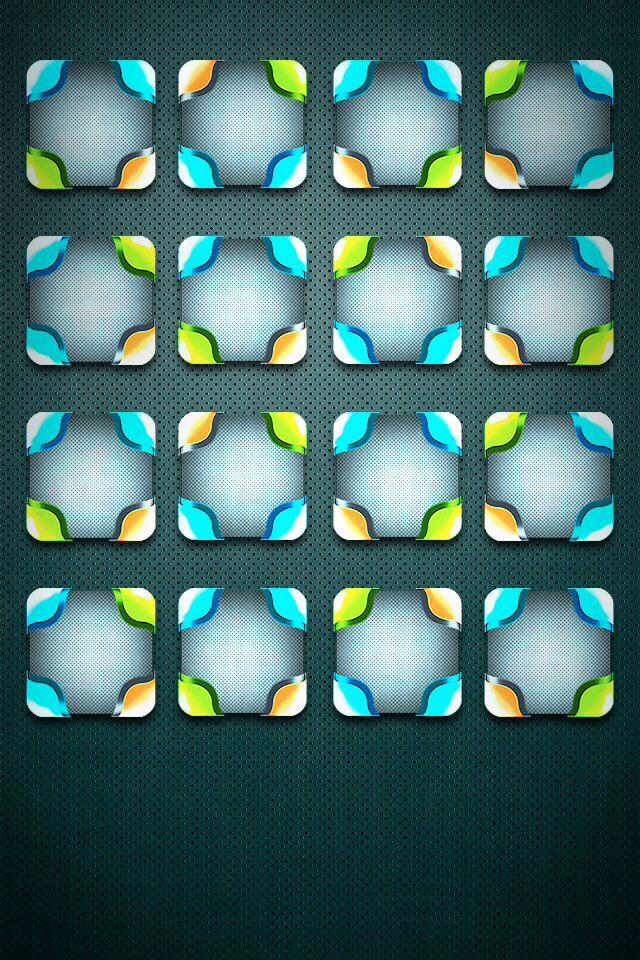 Icon skin Wallpaper shelves, Iphone wallpaper, Wallpaper