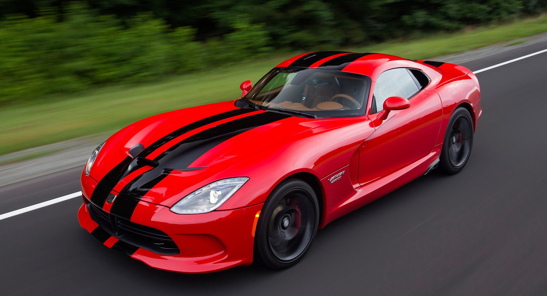 Five Brand New Dodge Vipers Were Sold Last Year In The U S And One In Canada In 2020 Dodge Viper New Dodge Viper Super Cars