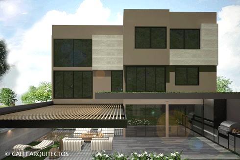 Proyecto arquitectónico y Diseño de interiores de Caeli Arquitectos / Architectural Project and Interior Design by Caeli Arquitectos